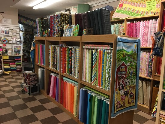 Dragons Heart Quilt Shop