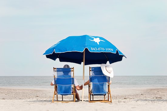 Isle Of Palms Beach Chair Company Chairs And Umbrella Als On