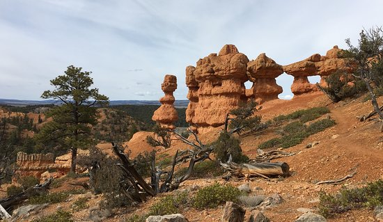 Panguitch, Γιούτα: Unique rock formations and hoodoos