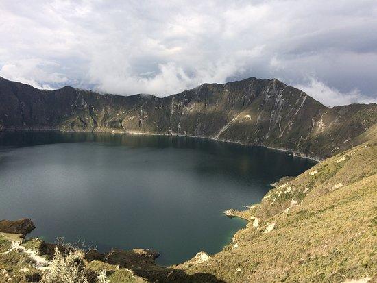 Wanderbus Ecuador: Laguna de Quilotoa - #WanderbusEcuador