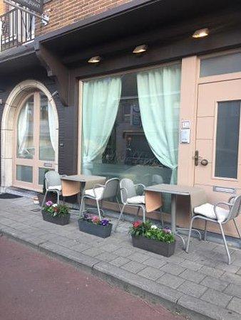Sint-Eloois-Vijve, Belçika: Voorgevel restaurant