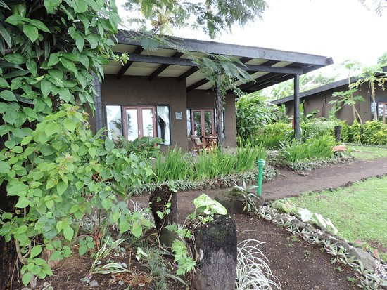 "Taveuni, Fiji: ""My"" Bungalow with oceanside view"