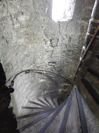 Belfry And Cloth Hall (Belfort En Lakenhalle): Narrow Spiral Staircase