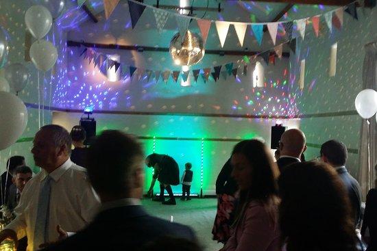 Bleddfa, UK: Wedding