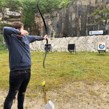 Penryn, UK: Quarry Target Sports