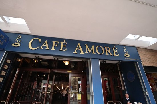 Cafe Amore: Just the place for lunch