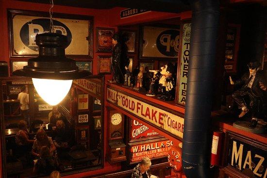 Cafe Amore: Fantastic memorabilia