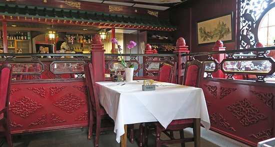 Pinneberg, Germany: Innenansicht des Restaurants