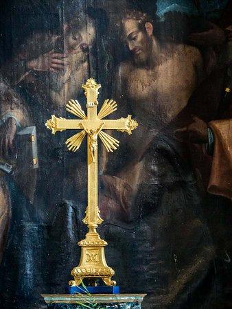 Chiesa della Compagnia dell'Immacolata Concezione: Crucifix