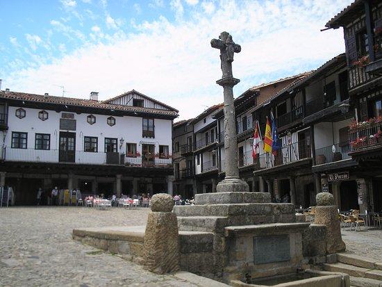 Plaza Mayor de La Alberca: Tranquilidad
