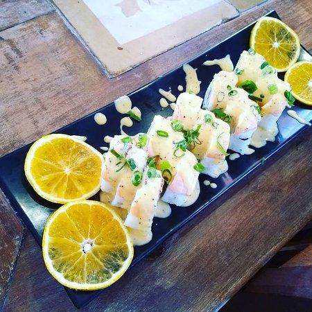 Garam Masala Gastronomia: Opções de Sushi