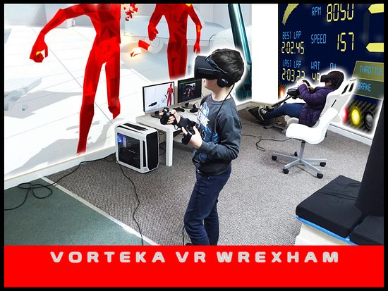 ‪Vorteka Virtual Realities‬