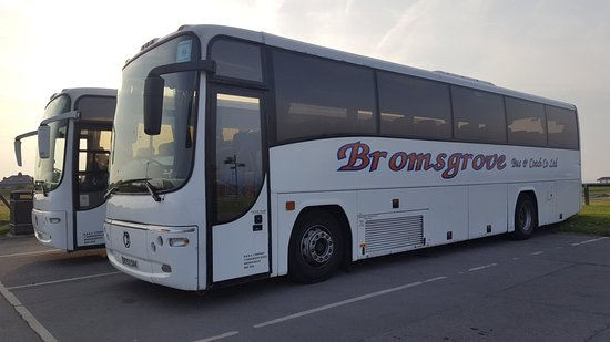Бромсгроув, UK: Bromsgrove Bus & Coach