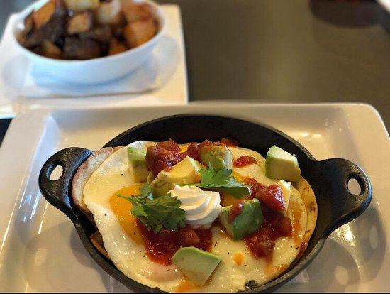 Marshfield, MA: Huevos Rancheros