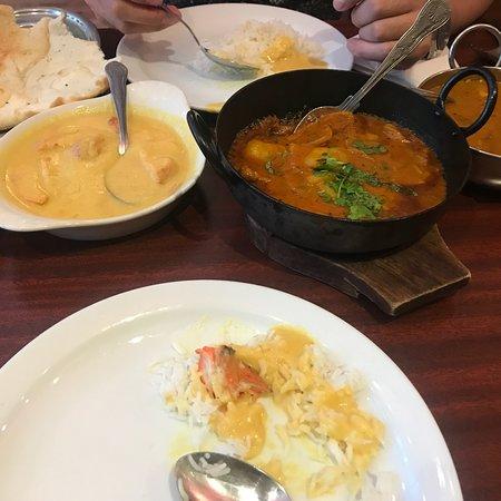Image Saffron Indian Restaurant in North Wales