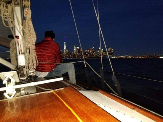 Tribeca Sailing: wow moment