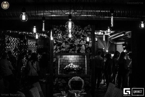 Wood Room Bar: Создаем атмосферу уюта