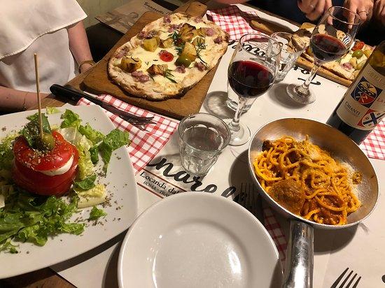 Tonnarello: Very nice and Italian food :)