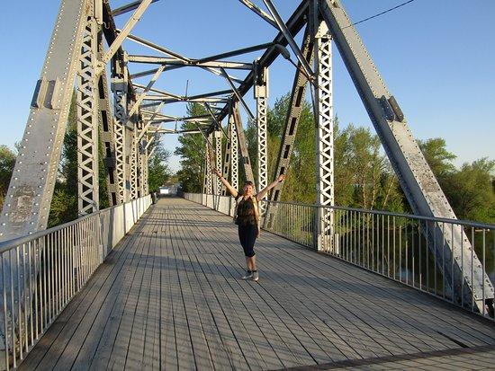 Belaya Kalitva, Russia: мост