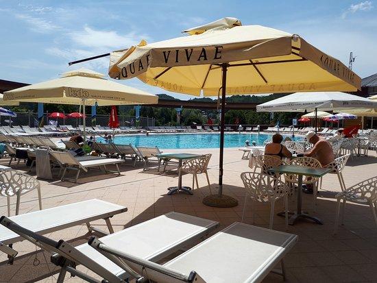 Thermal Spa Aquae Vivae: Термальные воды