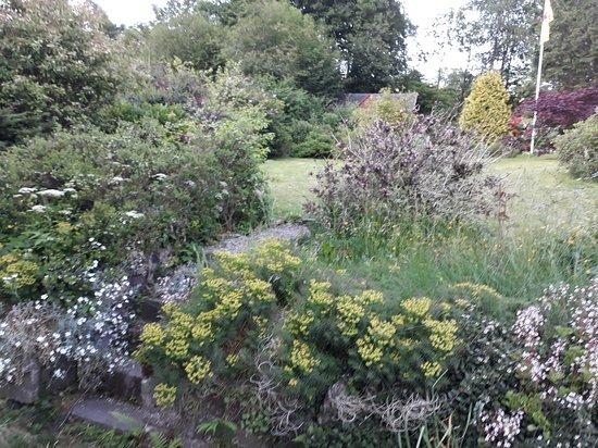 Strathyre, UK: Garten