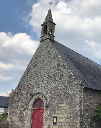 Sarzeau, França: Chapelle Saint-Sauveur et Saint-Nicolas de Kerners