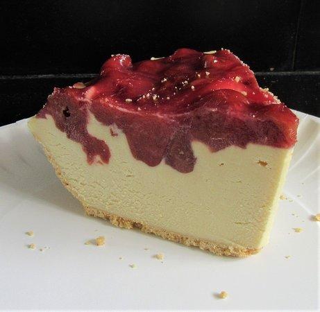 Berwick, Пенсильвания: VEGAN Cherry Vanilla Pie