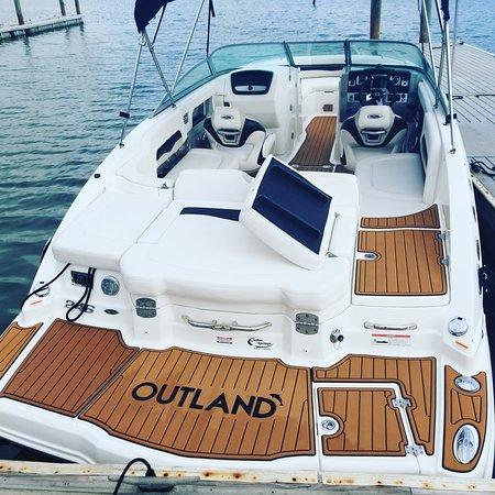 Treasure Island, FL: Outlandboattour.com