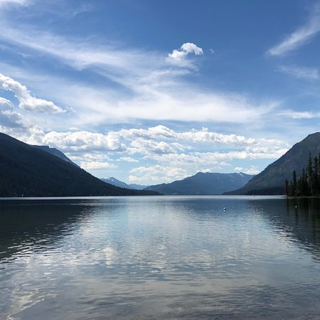 lake wenatchee state park weather