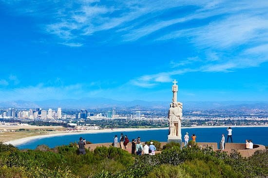 Cabrillo National Monument - Picture of San Diego, California ...