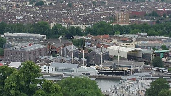 Bilde fra Cabot Tower