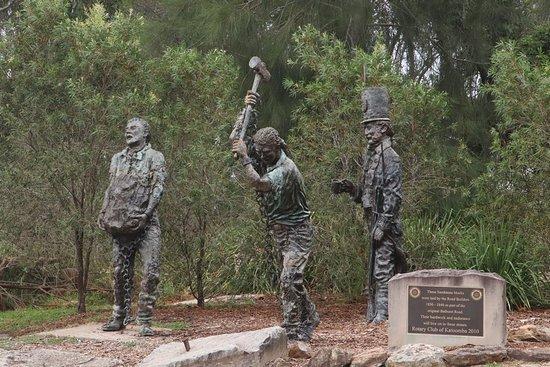 The Road Builders Memorial
