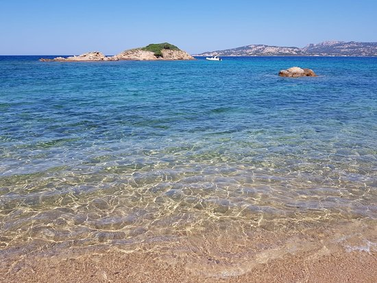 Spiaggia Mannena (Spiaggia Barca Bruciata)