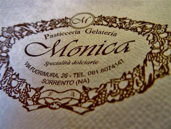 Pasticceria Monica treats.