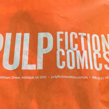 Pulp Fiction Comics