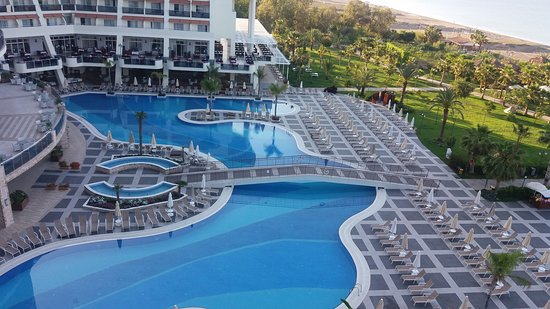 Sea Planet Resort & Spa : basen