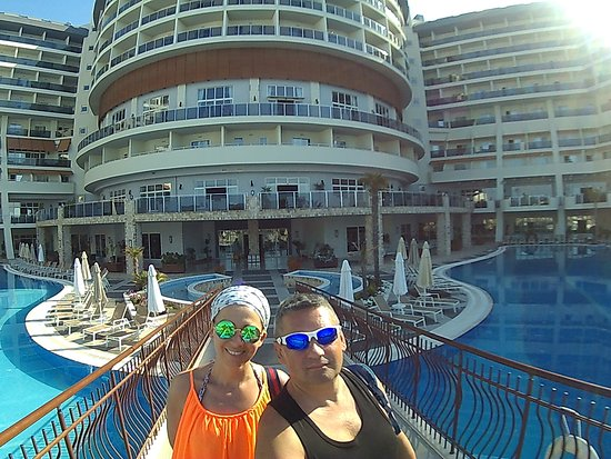 Sea Planet Resort & Spa : basen