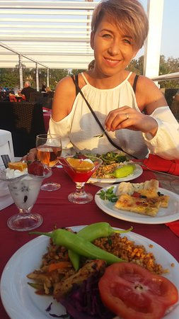 Sea Planet Resort & Spa : kolacja