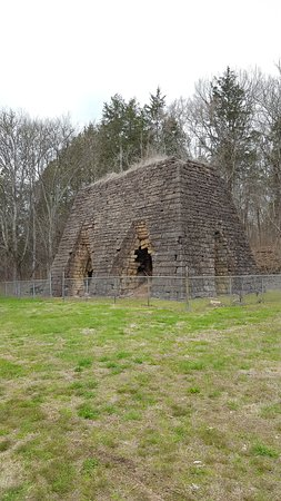 Flatwoods, TN: Old Iron Furnace