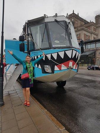 Ocean Bus: AMAZING oceanbus