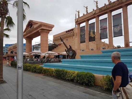 Hard Rock Cafe Tenerife: 20180618_124110_large.jpg