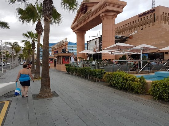 Hard Rock Cafe Tenerife: 20180618_124124_large.jpg