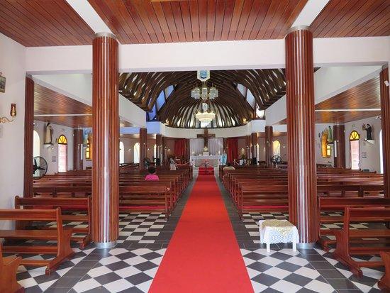 """Sainte-Luce, Martinique: Vue de l""""entrée principale"""