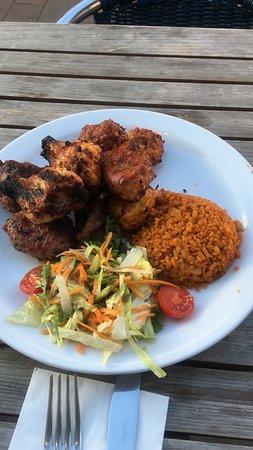 Marmara Restaurant: Mix grilled