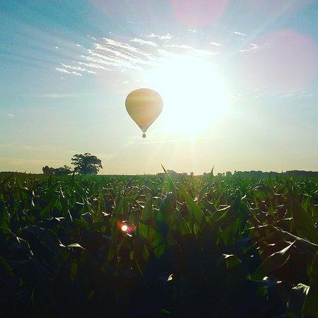 Fort Wayne Indiana Hot Air Balloon Rides - Tourism Guide