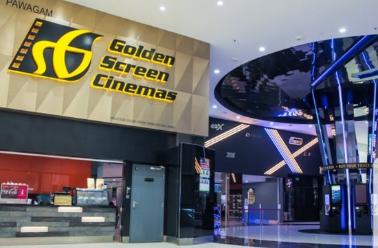 Johor Bahru District, Maleisië: Golden Screen Cinemas