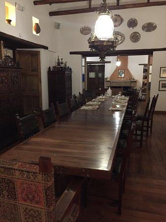 Imbabura Province, Ecuador: Dining room