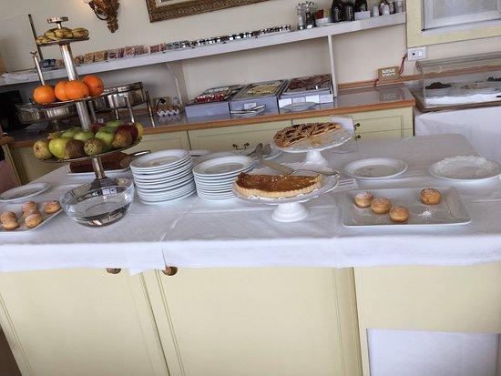 Villa Laguna: prima colazione : qualità zero