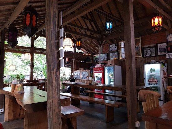 Heerlijk eten & relaxte plek