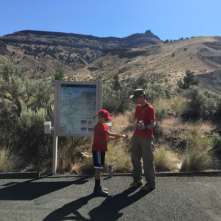 John Day Fossil Beds National Monument: photo1.jpg